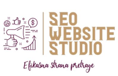 SEO website studio Logo